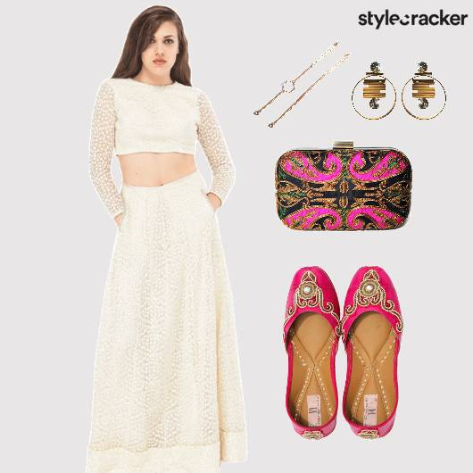 Indian Festive Bridal Wedding - StyleCracker
