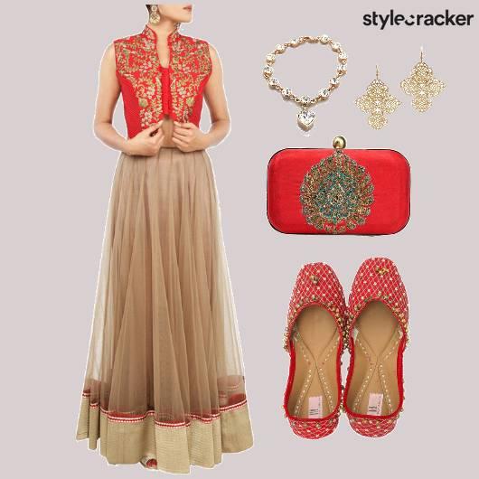 Bridal Wedding Indian - StyleCracker