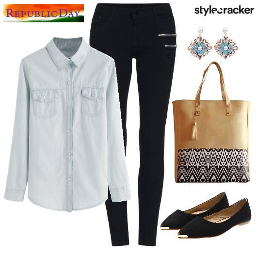 Shirt Pants Shoes Bag Accessories Work - StyleCracker