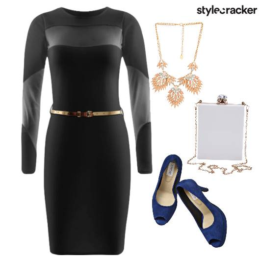 LBD Dress Party  - StyleCracker