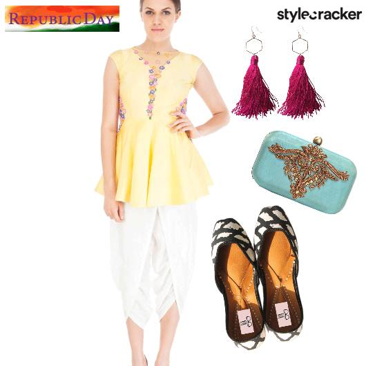 Indian Bright Festive  - StyleCracker