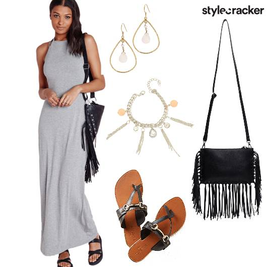 MaxiDress Casual Weekend  - StyleCracker