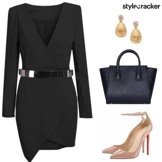 BodyCon WorkWear Minimal - StyleCracker