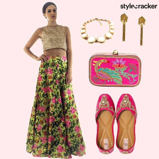 Indian Festival Wedding - StyleCracker