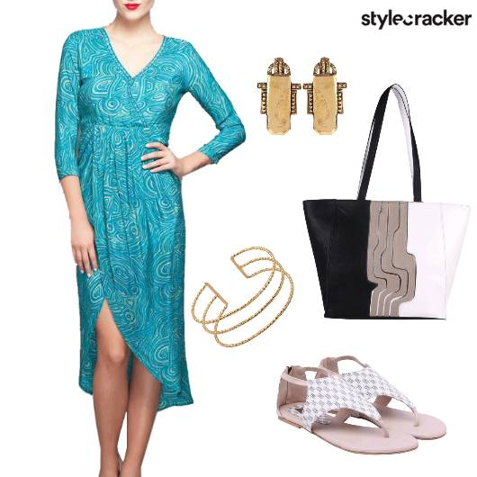 Dress Casual ToteBag  - StyleCracker