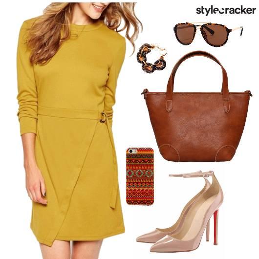 Dress Bag Shoes Phonecover - StyleCracker