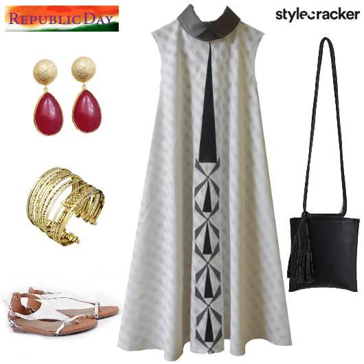 RepublicDay Dress Prints  - StyleCracker