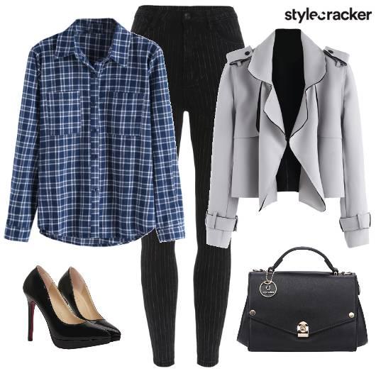 Shirt Jacket Meeting  - StyleCracker