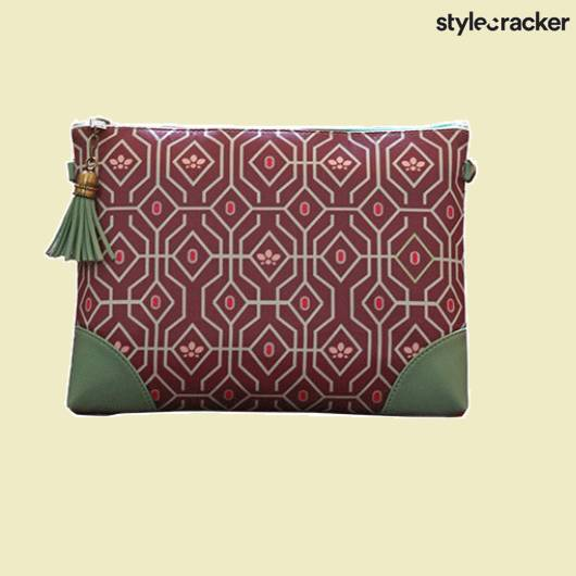 SCLoves PrintedClutch - StyleCracker