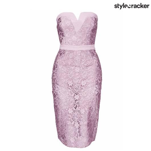 SCLoves Bodycon Dress - StyleCracker
