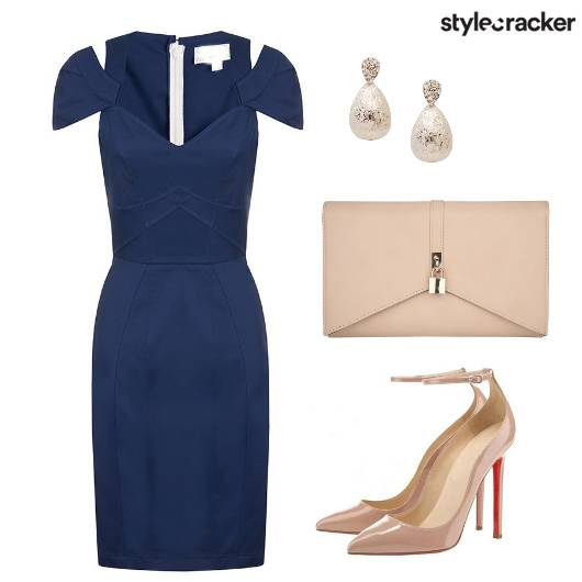Formal Cocktail Party Bodycon  - StyleCracker