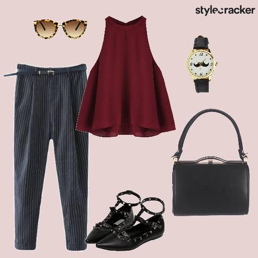 Workwear Trousers Top Corporate - StyleCracker