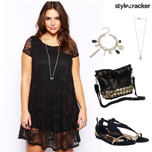 LBD Lace IndieConcert - StyleCracker