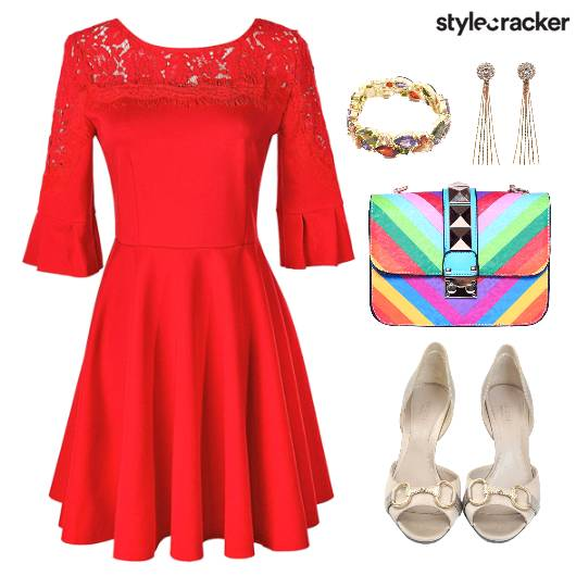 Dress Clutch Shoes Accessories - StyleCracker