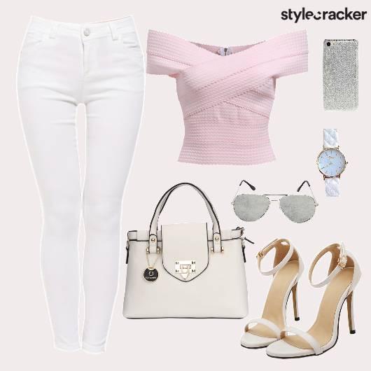 Top Denims Bag Shoes Watch - StyleCracker