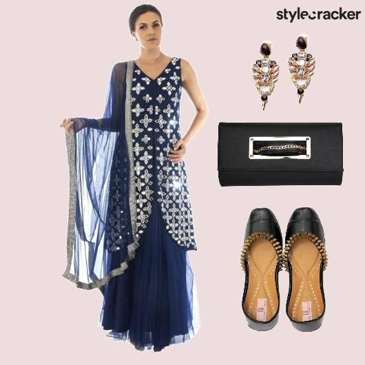 Indian Jhootis Festive Wedding - StyleCracker