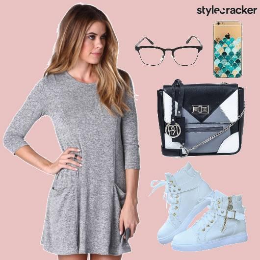Dress Sporty College Casuals Comfort - StyleCracker