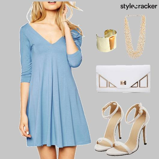 Dress Lunch Flare Accessories - StyleCracker