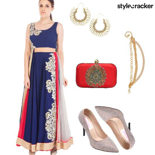 Festive Ethnic Indian  - StyleCracker