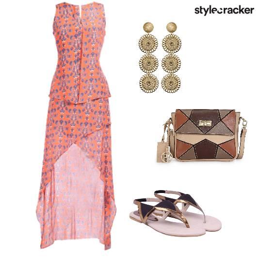 Dress Prints Casual  - StyleCracker