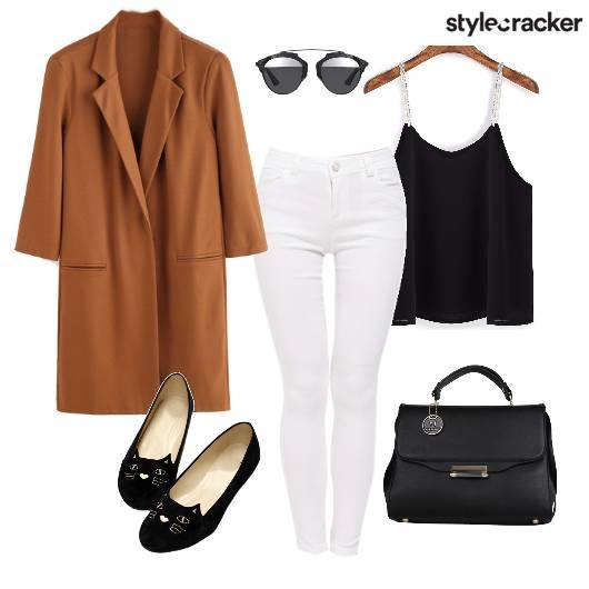 Jacket Pants Top work - StyleCracker