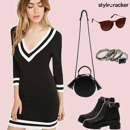 Bodycondress Boots Slingbag  - StyleCracker