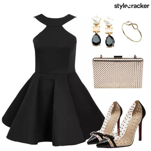 LBD Party Birthday Teen - StyleCracker