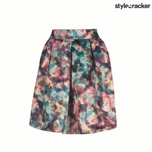 SCLoves PrintedSkirts - StyleCracker