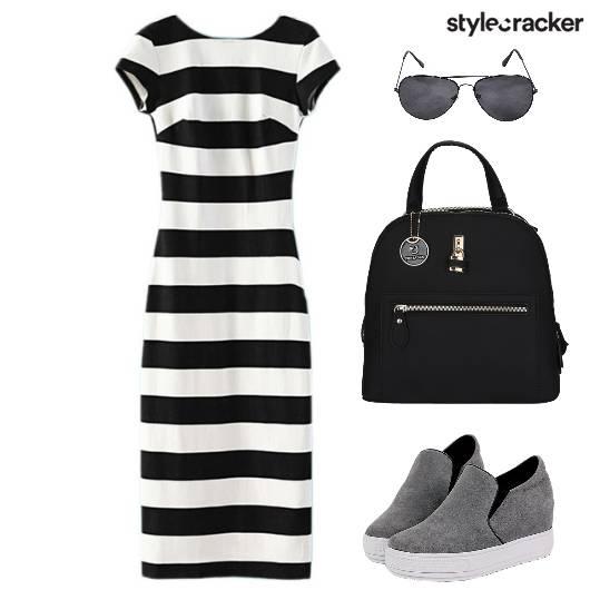 Dress Backpack Shoes Sunglasses - StyleCracker