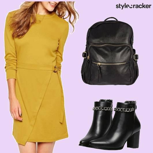 Dress Boots Backpack - StyleCracker