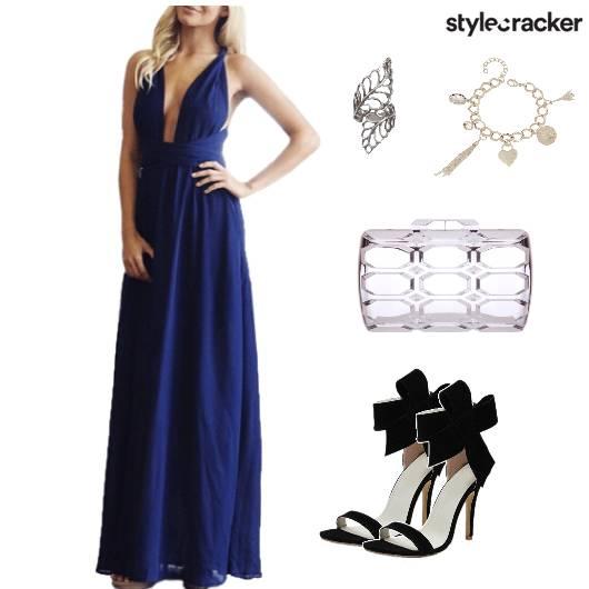Gown CocktailParty - StyleCracker