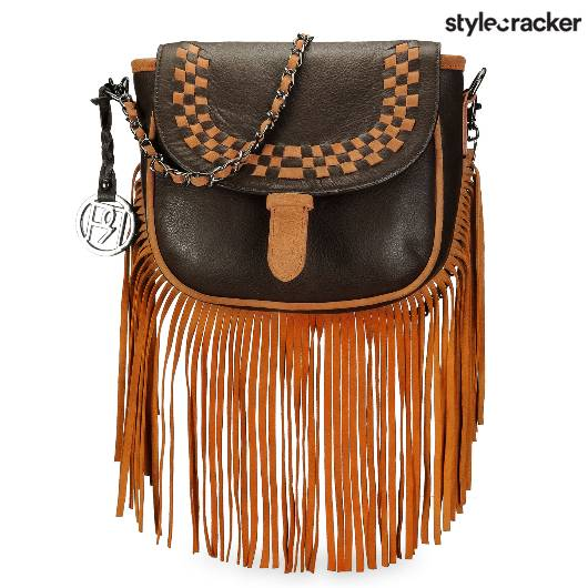 SCLoves LeatherBag Tassels - StyleCracker