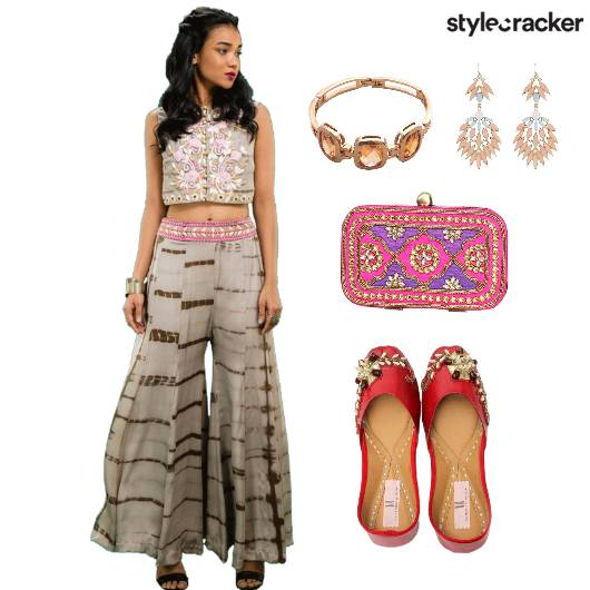 Indian Festive Wedding Tie&Dye - StyleCracker