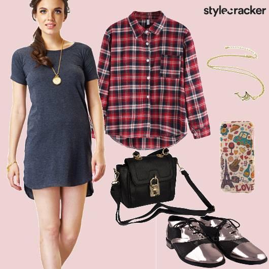 Casual College Dress Shirt - StyleCracker