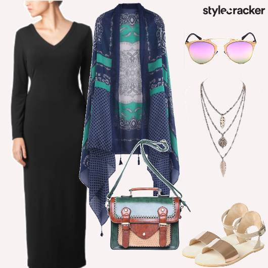 Day Casual MaxiDress - StyleCracker