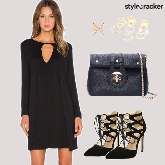 Classic LBD Nightout Dinner  - StyleCracker