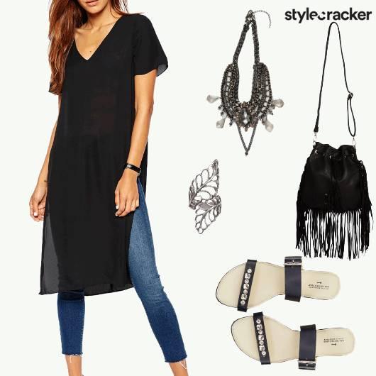 Day Casual LongShirt - StyleCracker