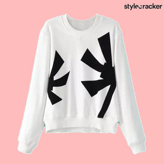 SCLoves BlackAndWhite Tops - StyleCracker