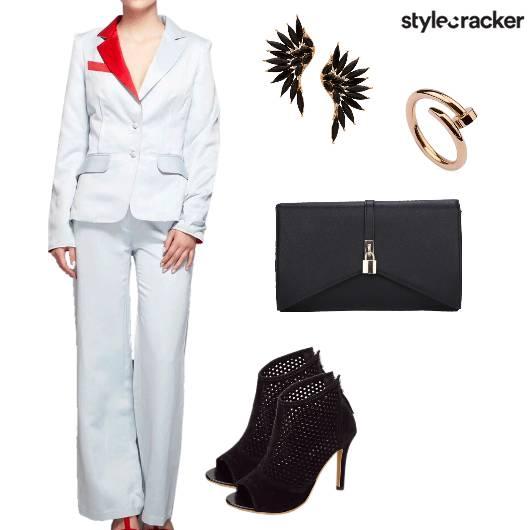 Blazer Pants  Day Event  - StyleCracker