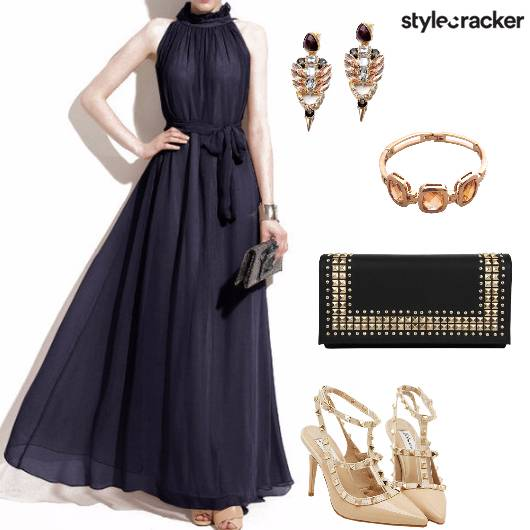 Gown Cocktail Party Night - StyleCracker