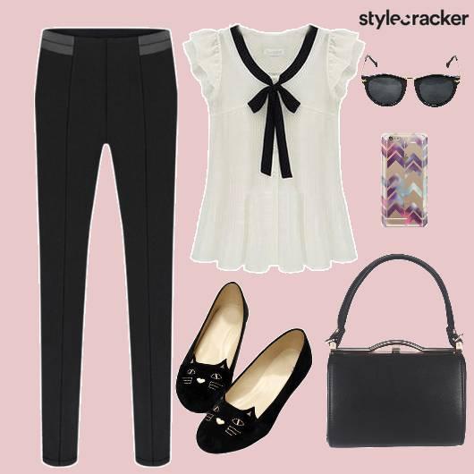 Top Bottoms Footwear Bag  - StyleCracker