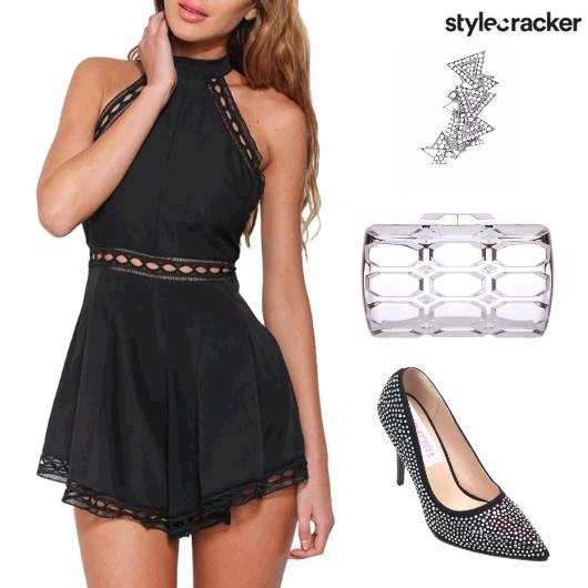 Date Playsuit Glam - StyleCracker