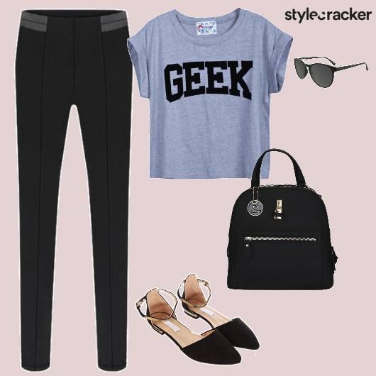 Top Bottoms Shoes Bag Sunglasses - StyleCracker
