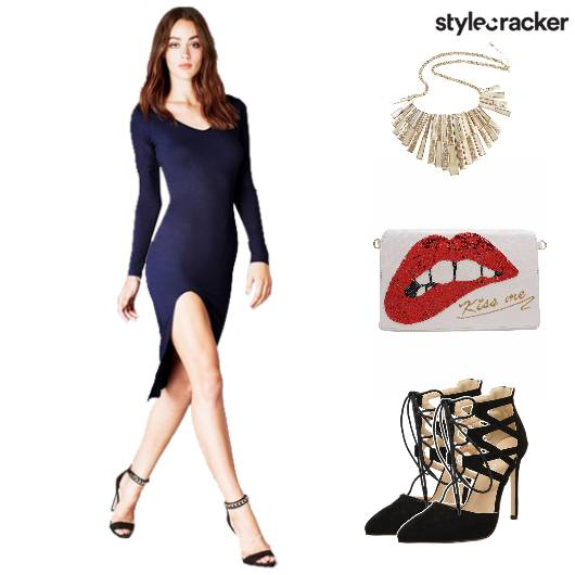 BodyConDress Glam Party - StyleCracker