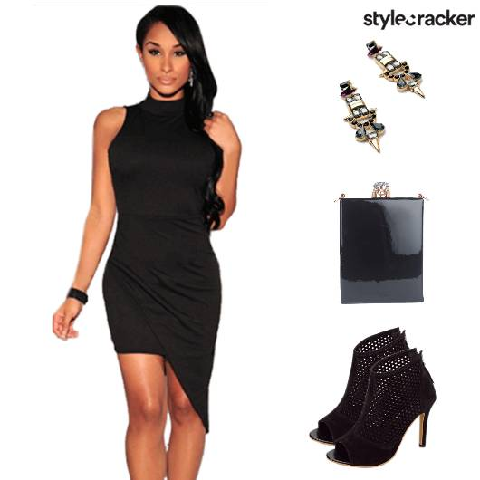 Bodycon DateNight StatementEarrings - StyleCracker