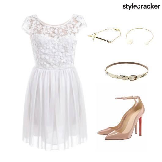 Dress Shoes Bracelet Belt - StyleCracker