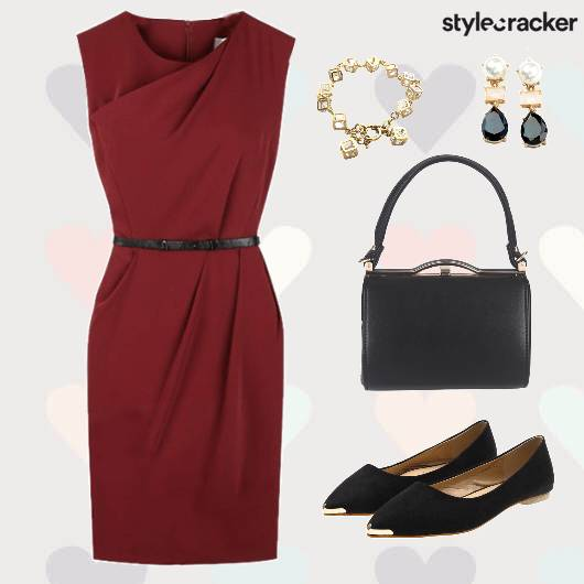 ValentinesDay Dress Bag Shoes Accessories - StyleCracker