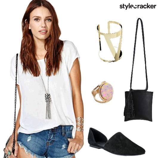 Shorts Casual Shopping  - StyleCracker