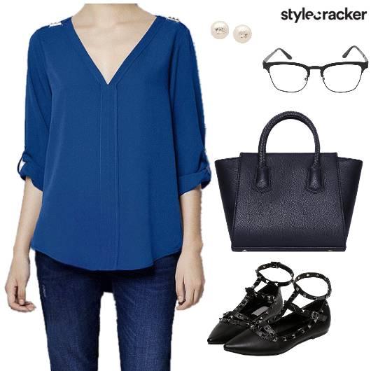 Casual Office Work Daily - StyleCracker