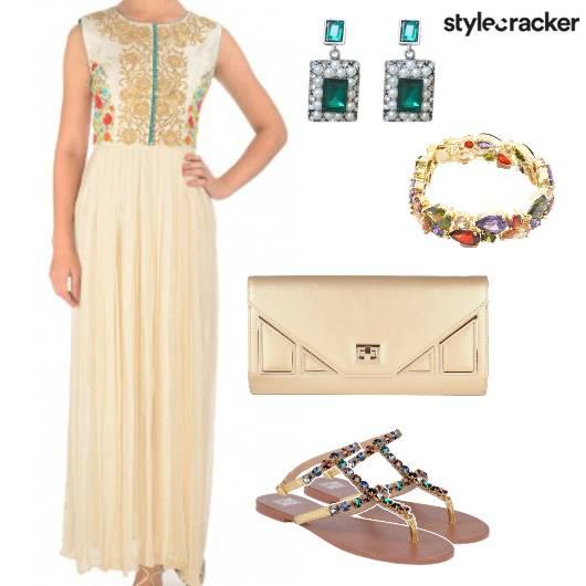 Indian Ethnic Wedding Party - StyleCracker